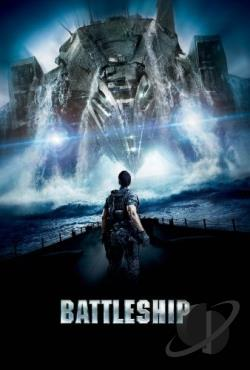 Battleship DVD Cover Art