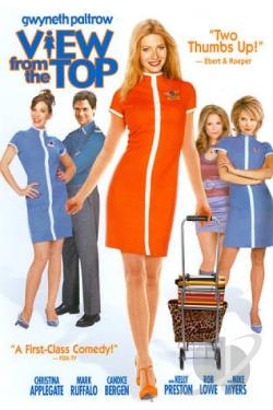 View from the Top DVD Cover Art