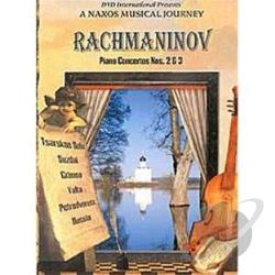 Naxos Musical Journey, A - Rachmaninov DVD Cover Art