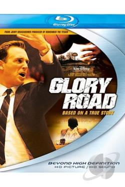 Glory Road BRAY Cover Art