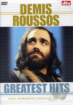 Demis Roussos: Greatest Hits DVD Cover Art