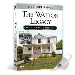 Walton Legacy DVD Cover Art