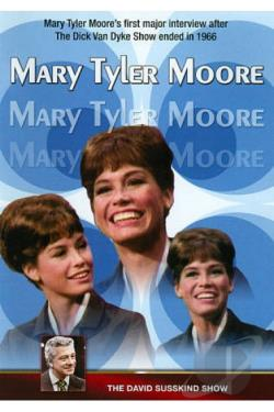 David Susskind Show: Mary Tyler Moore DVD Cover Art