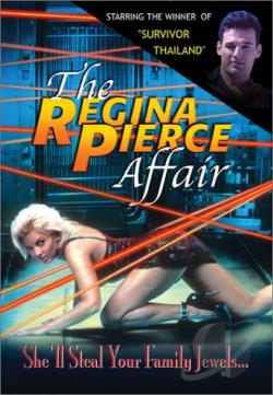 Regina Pierce Affair DVD Cover Art