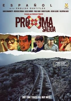Proxima Salida DVD Cover Art