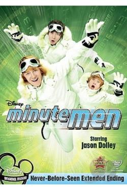 Minutemen DVD Cover Art