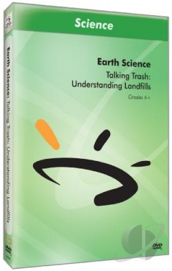 Talking Trash: Understanding Landfills DVD Cover Art