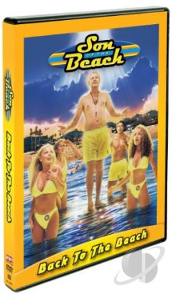Son of the Beach: Back to the Beach DVD Cover Art