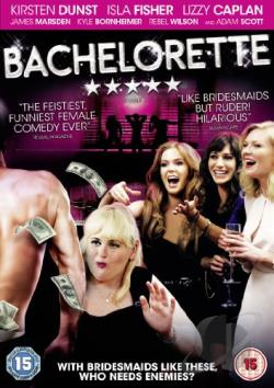 Bachelorette DVD Cover Art