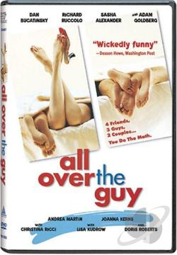 All Over the Guy DVD Cover Art