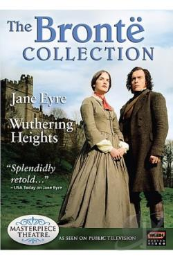 Bronte Collection DVD Cover Art