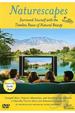 Naturescapes DVD Cover Art