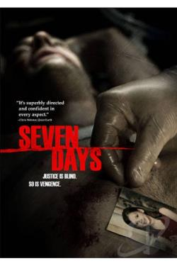 7 Days DVD Cover Art