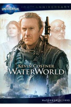 Waterworld DVD Cover Art