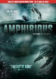 Amphibious-Creature Of The Deep DVD Cover Art