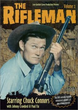 Rifleman - Volume 2 DVD Cover Art