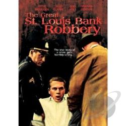St. Louis Bank Robbery DVD Cover Art