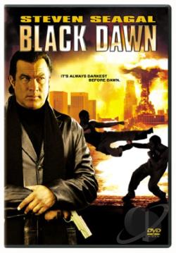 Black Dawn DVD Cover Art