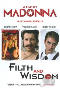 Filth and Wisdom DVD Cover Art