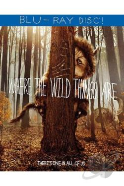 Where the Wild Things Are BRAY Cover Art