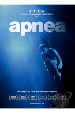 Apnea DVD Cover Art