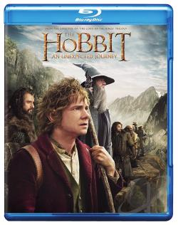 Hobbit: An Unexpected Journey BRAY Cover Art