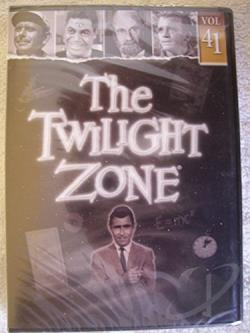 Twilight Zone - Vol. 41 DVD Cover Art