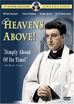 Heavens Above! DVD Cover Art