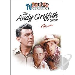 Andy Griffith Show - TV Classics: Vol. 1 DVD Cover Art