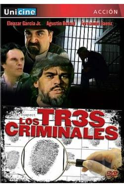 Los Tres Criminales DVD Cover Art