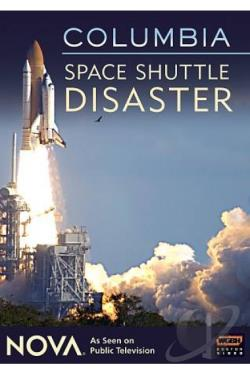 Nova - Columbia: Space Shuttle Disaster DVD Cover Art