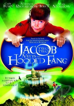 Jacob Two Two Meets the Hooded Fang DVD Cover Art