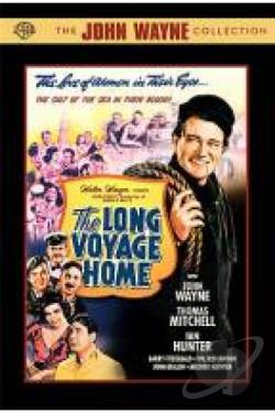 Long Voyage Home DVD Cover Art