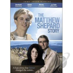 Matthew Shepard Story DVD Cover Art