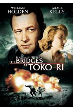 Bridges at Toko-Ri DVD Cover Art