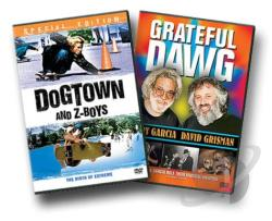 Dogtown and Z-Boys/Grateful Dawg 2-Pack DVD Cover Art
