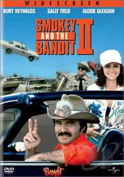 Smokey and the Bandit II DVD Cover Art