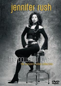 Power Of Love: Compl DVD Cover Art