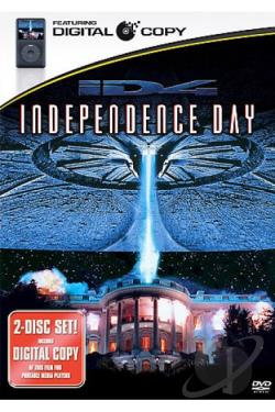 Independence Day DVD Cover Art