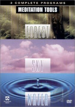 Meditation Tool Kit: Forest, Sky, Water DVD Cover Art
