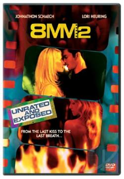 8MM 2 DVD Cover Art