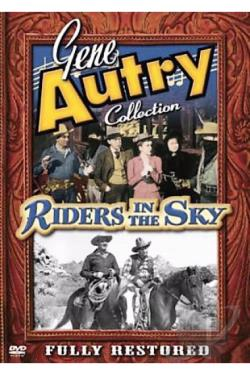 Riders in the Sky DVD Cover Art
