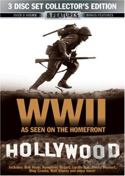 WWII - As Seen On The Homefront DVD Cover Art