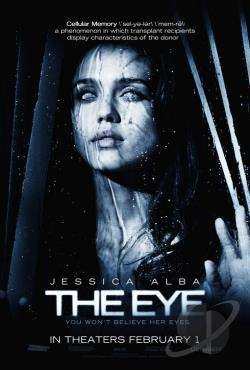 Eye DVD Cover Art