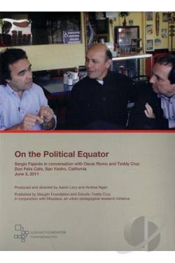 On the Political Equator DVD Cover Art