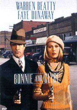 Bonnie And Clyde DVD Cover Art