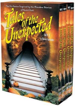Tales of the Unexpected - Set 2 DVD Cover Art