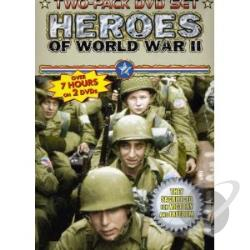 Heroes of World War II Collector's Edition DVD Cover Art
