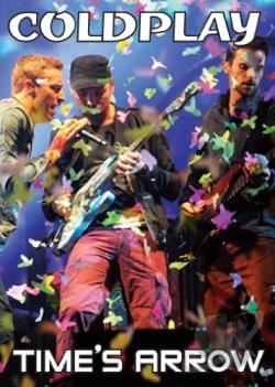 Coldplay: Time's Arrow DVD Cover Art