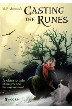 Casting the Runes DVD Cover Art